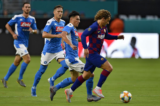 Sure win predictions today for Napoli vs Barcelona